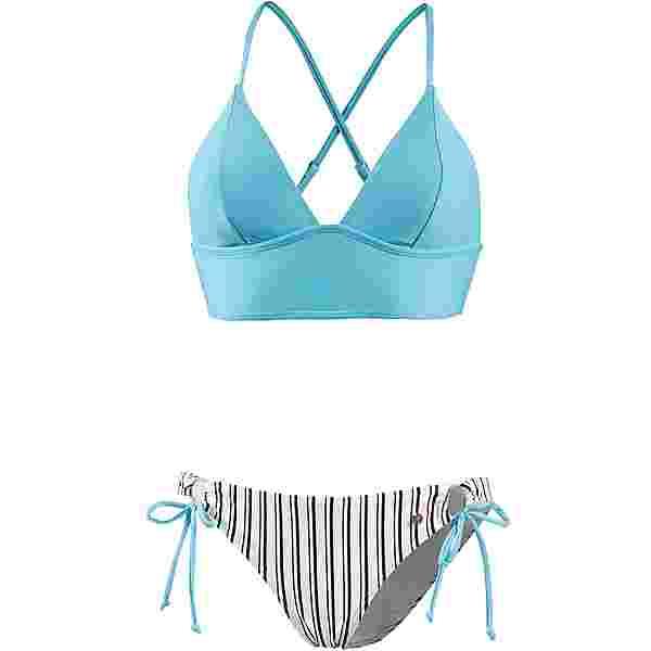 Maui Wowie Bikini Set Damen hellblau