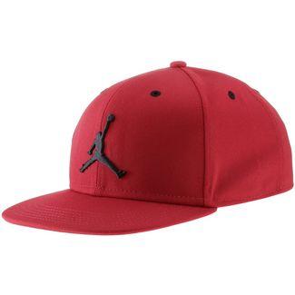 Nike Jordan Cap Kinder gym red