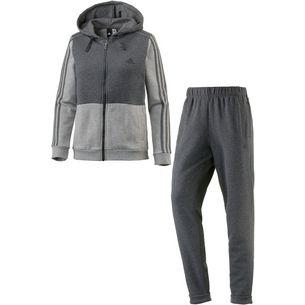 adidas Energize Trainingsanzug Damen dark grey heather-medium grey heather