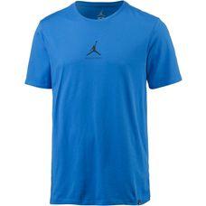 Nike M JBSK DF 23/7 BBALL JMPMN TEE T-Shirt Herren italy blue-black