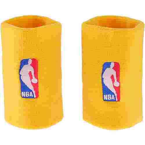 Nike NBA Schweißband amarillo-amarillo
