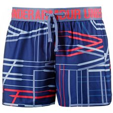 Under Armour Flay Up Short Funktionsshorts Kinder formation blue