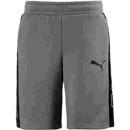 PUMA Shorts Kinder castor gray