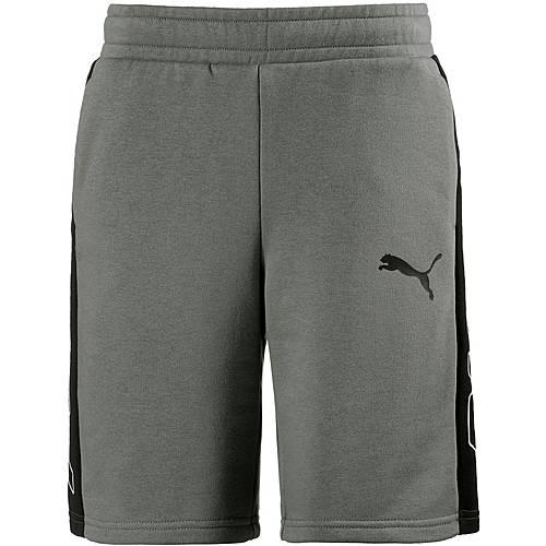 PUMA Shorts Kinder castor gray