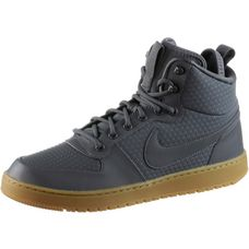 Nike COURT BOROUGH Sneaker Herren dark grey-dark grey