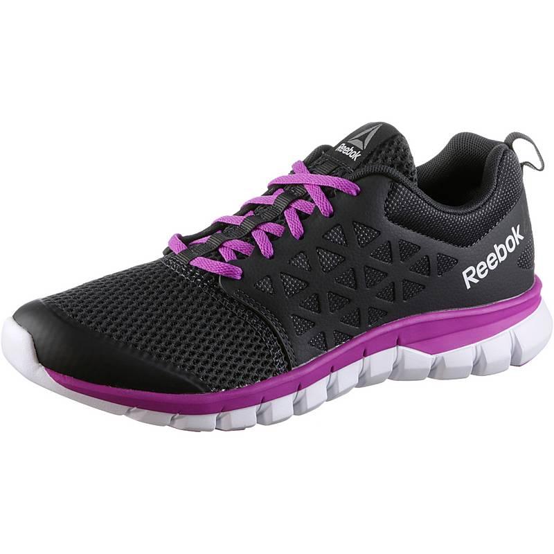 cheap for discount 651e6 dc3bb ReebokSublite XT FitnessschuheDamen coalvicious violetwhitepewter -  sommerprogramme.de