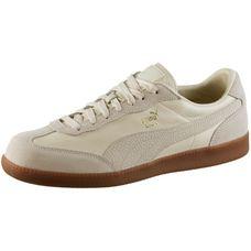 PUMA Liga Leather Sneaker Herren Whisper White-Whisper White
