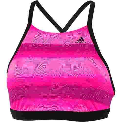 adidas Bikini Oberteil Damen shock pink