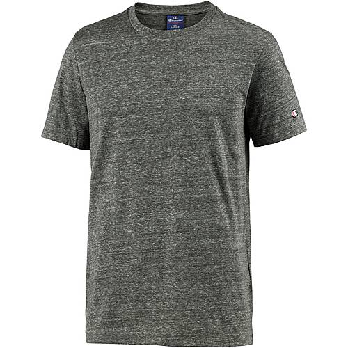 CHAMPION T-Shirt Herren dark grey melange