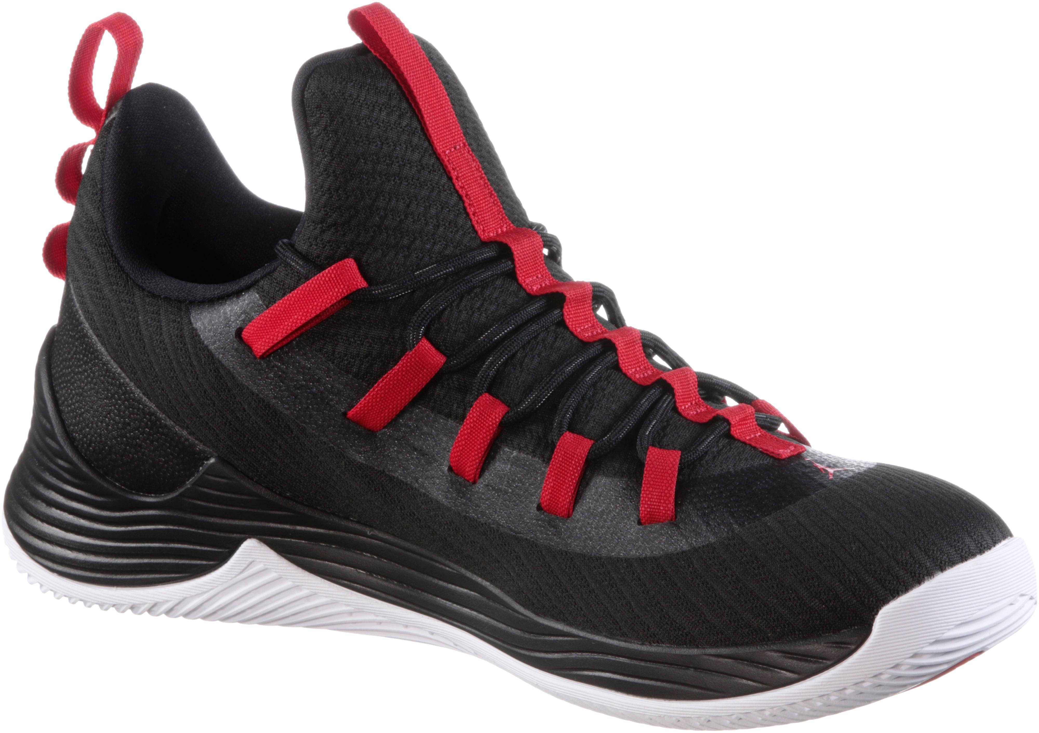 Nike Jordan Ultra Fly2 Sneaker Sneaker Sneaker Herren black-university red im Online Shop von SportScheck kaufen Gute Qualität beliebte Schuhe 632c19
