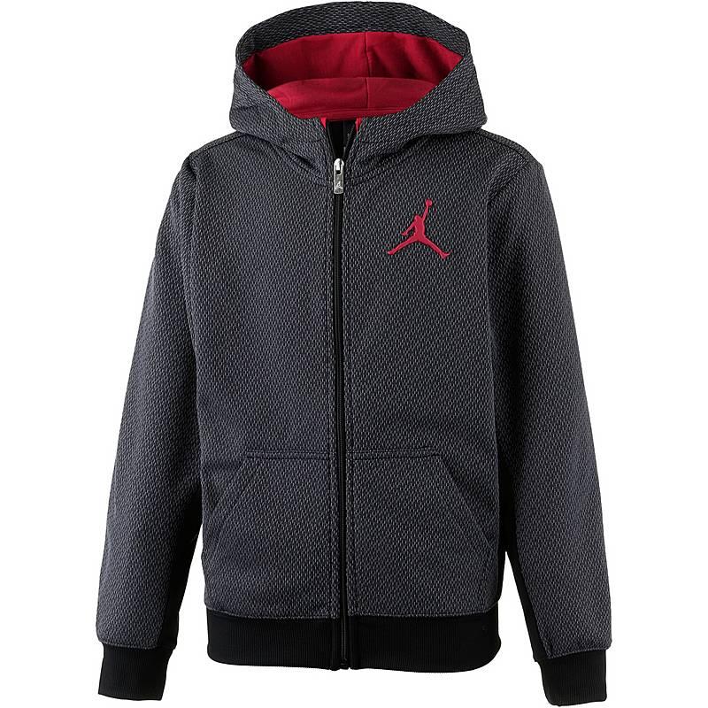 fe50fc26c7d3 Nike Jordan Kapuzenjacke Jungen black im Online Shop von SportScheck ...