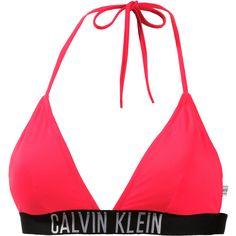 Calvin Klein Intense Power Bikini Oberteil Damen diva pink