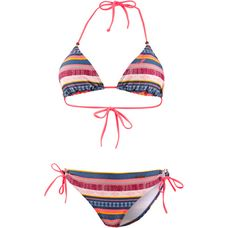 Protest Mystical Triangelbikini Damen beet red