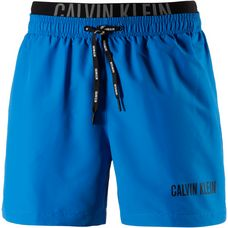 Calvin Klein Intense Power Badeshorts Herren electric blue lemonade