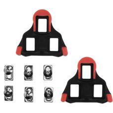 Shimano SM-SH10 Adapter schwarz/rot