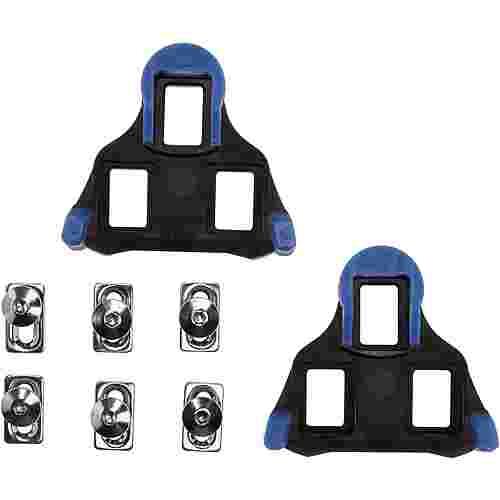 Shimano SM-SH12 Adapter schwarz/blau