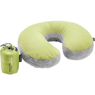 COCOON U-Shaped Reisekissen wasabi-grey