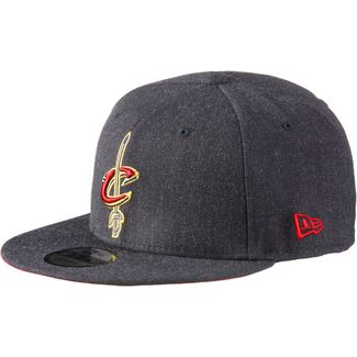New Era 9FIFTY Cleveland Cavaliers Cap navy-cardinal