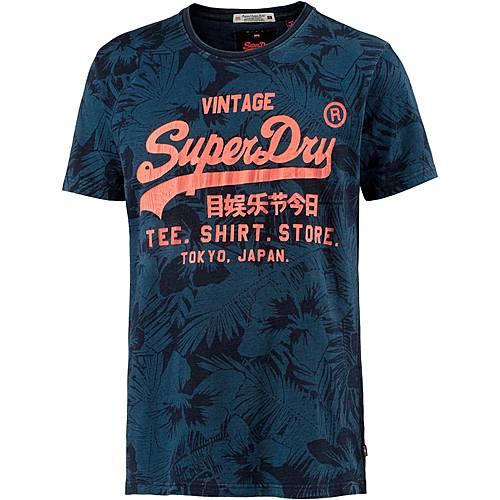 Superdry T-Shirt Herren random wash