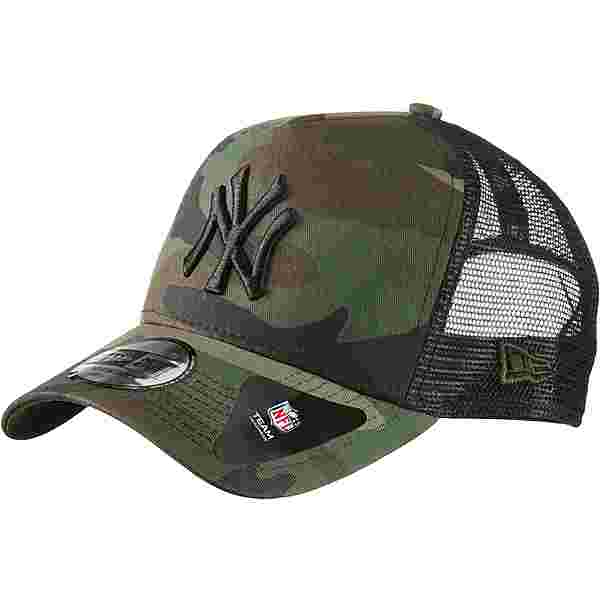 New Era Trucker New York Yankees Cap camo