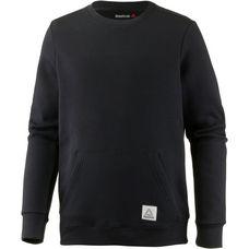 Reebok Elements Sweatshirt Herren black