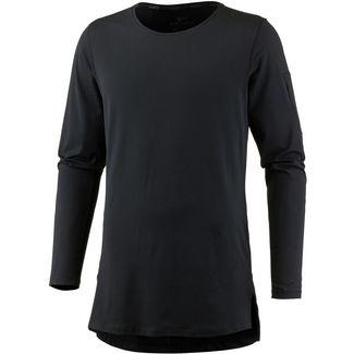 Nike Utility Funktionsshirt Herren black-black