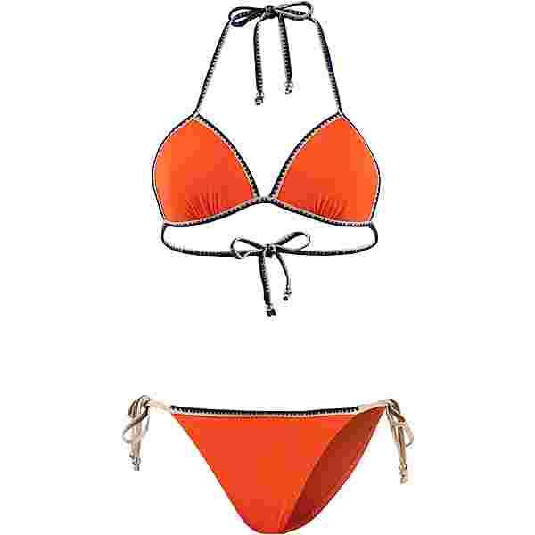 Maui Wowie Bikini Set Damen orange