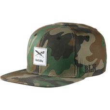 iriedaily Cap camou olive