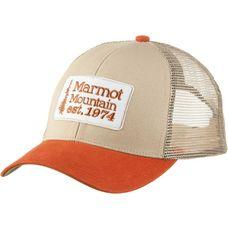 Marmot Retro Trucker Cap Herren light khaki