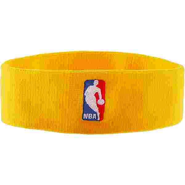 Nike Stirnband amarillo-amarillo