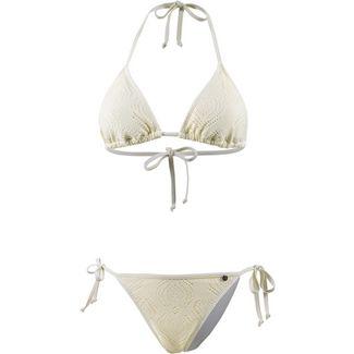 Maui Wowie Bikini Set Damen creme