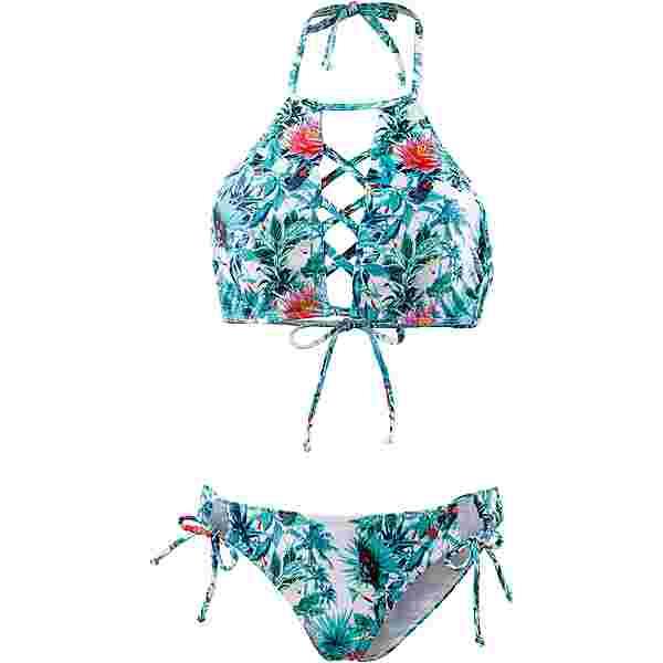 Maui Wowie Bikini Set Damen weiß