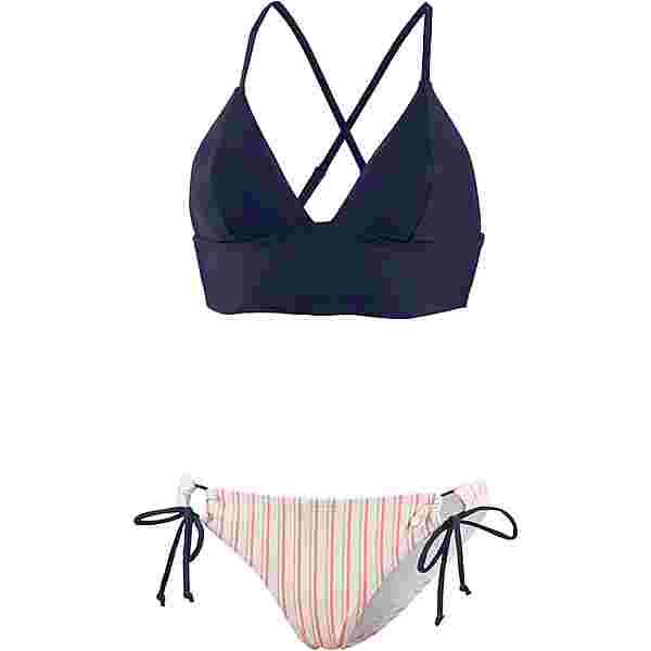 Maui Wowie Bikini Set Damen dunkel blau