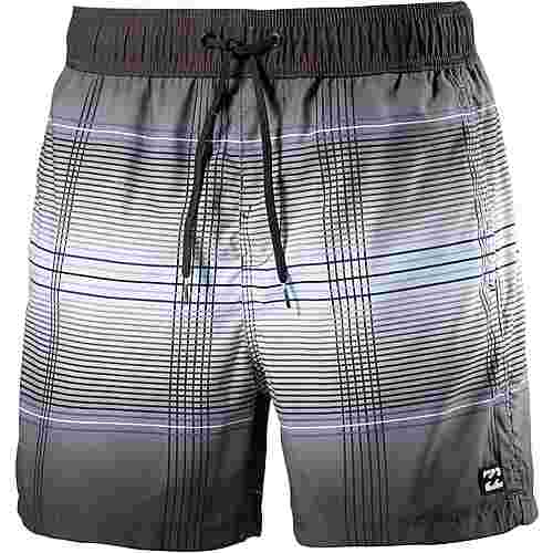 Billabong All Day Geo Badeshorts Herren black