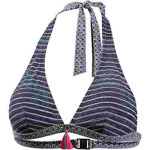 ESPRIT Donna Beach Bikini Oberteil Damen navy