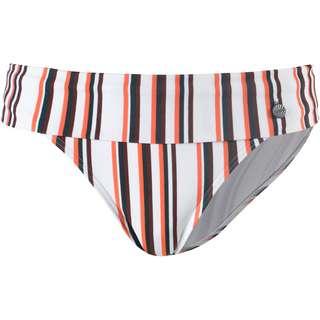 Beachlife Bikini Hose Damen weiß-grün-orange