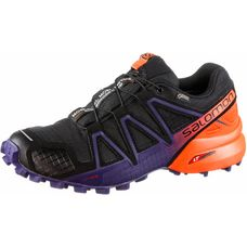 Salomon Speedcross 4 GTX® LTD Laufschuhe Damen black-nasture