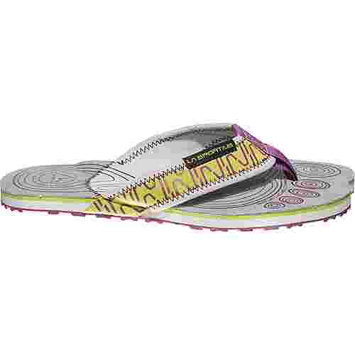 La Sportiva Swing Zehentrenner Damen purple-apple green