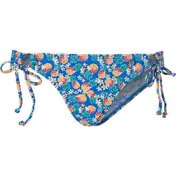 Maui Wowie Bikini Hose Damen blau/ gelb