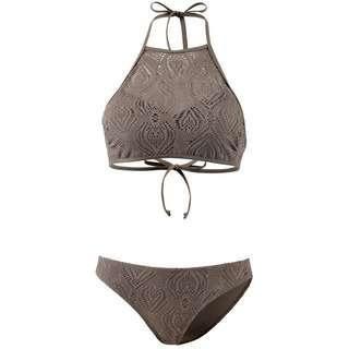 Maui Wowie Bikini Set Damen taupe
