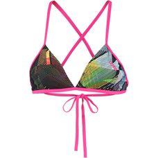 Arena Rule Breaker Bikini Oberteil Damen schwarz-bunt