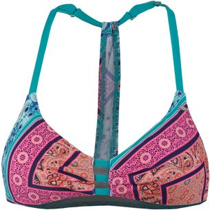 O'NEILL Bikini Oberteil Damen greean aop-pink or purple