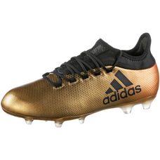 adidas X 17.2 FG Fußballschuhe Herren tactile gold met.