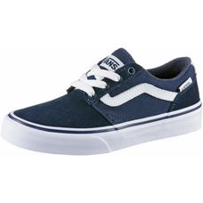 Vans Chapman Stripe Sneaker Kinder dress blues-white