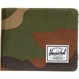 Herschel WALLET ROY COIN Geldbeutel woodland camo