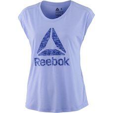 Reebok Workout Ready Supremium T-Shirt Damen lilac glow-lilac glow