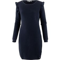 TOM TAILOR Strickkleid Damen real-navy-blue