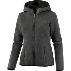 VENICE BEACH Delta Trainingsjacke Damen dark greymelange