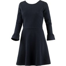 TOM TAILOR Jerseykleid Damen real-navy-blue