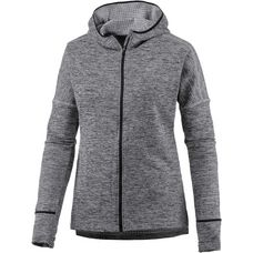 Nike Therma Sphere Element Laufhoodie Damen black-htr-black